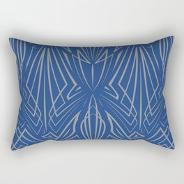 Pinstripe Pattern Creation XX Rectangular Pillow