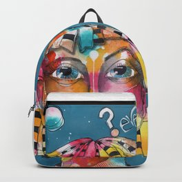 Question Everything Backpack