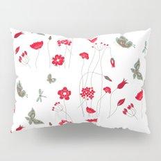 Tatemae Japanese White Pillow Sham