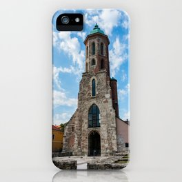 Mary Magdalene Church - Budapest, Hungary iPhone Case