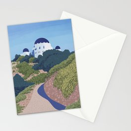 Griffith Observatory  Stationery Cards