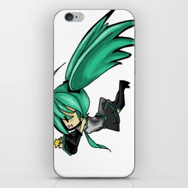 Vocaloid iPhone Skin