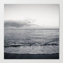 calm day 04 ver.b&w Canvas Print