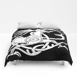 Ringerike Style Ornament I Comforters