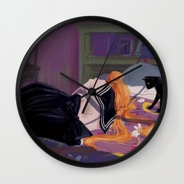 usagi's room Wall Clock