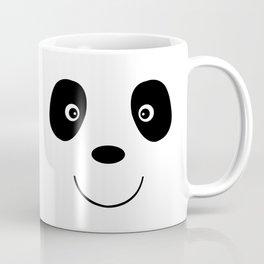 Panda bear face Coffee Mug