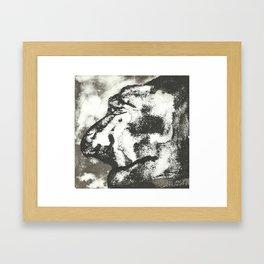 Mounstruo 2 Framed Art Print