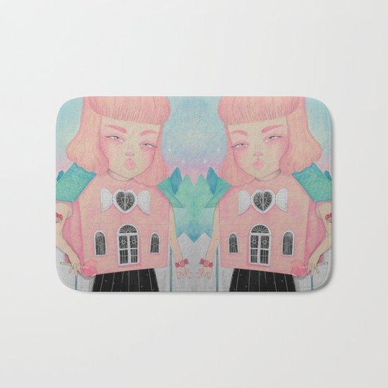 Dollhouse Bath Mat
