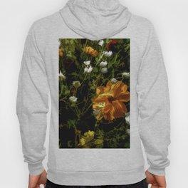 Bashful Floral Hoody
