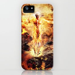 Ember. iPhone Case