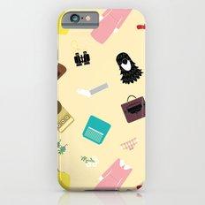 Moonrise Kingdom's Suzy Bishop Pattern Slim Case iPhone 6s