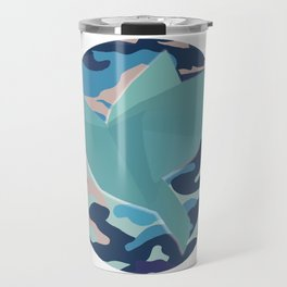 Peace Dove Travel Mug