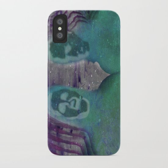 """""""Instrumental Tourist"""" by Mike Zell iPhone Case"""