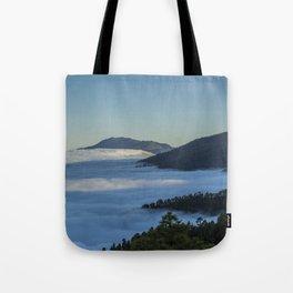 La Palma mountains Tote Bag