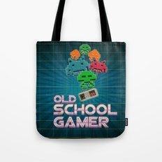 Old School Gamer Tote Bag