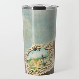 Joy Meets Sky Travel Mug