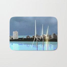Fly: Free Wind Bath Mat