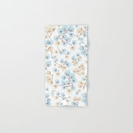 Botanical illustration Hand & Bath Towel