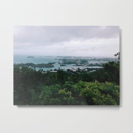 Gibbs Hill Lighthouse, Bermuda Metal Print