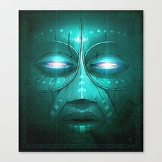 Tribe Canvas Print