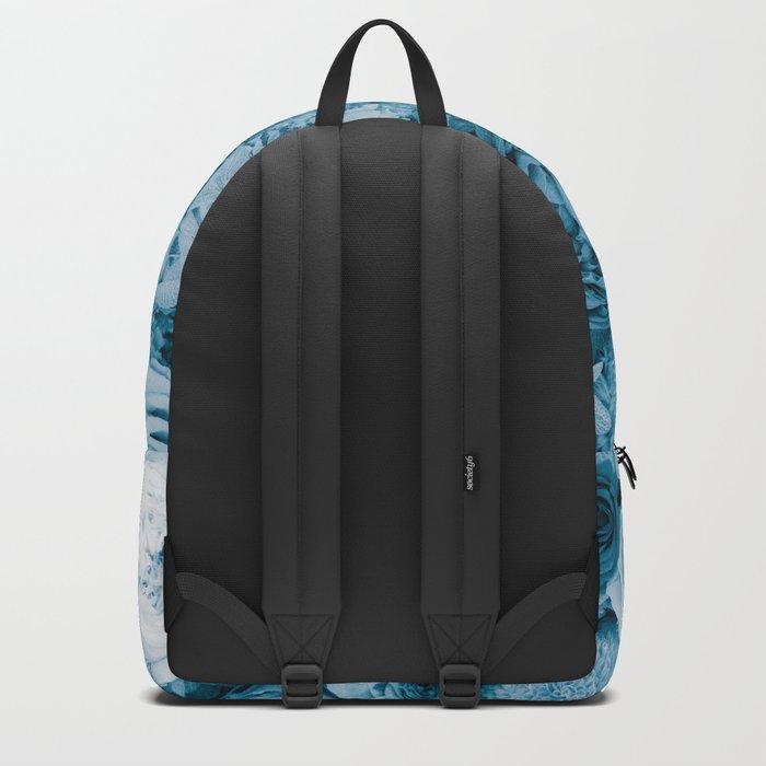 Bouquet ver.bluegreen Backpack