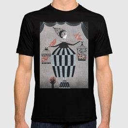 The Bird Act T-shirt