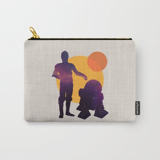 Star Wars BFF Carry-All Pouch
