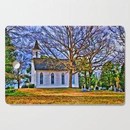Church in the Wildwood Cutting Board