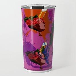 Drunken Berry Travel Mug