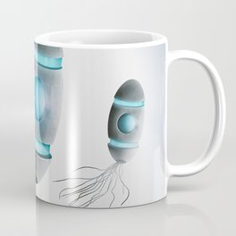 BIONIC SQUIDS Coffee Mug