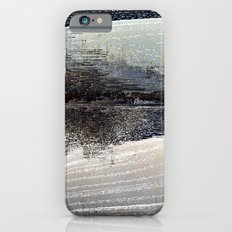 obliterated waveform iPhone 6s Slim Case