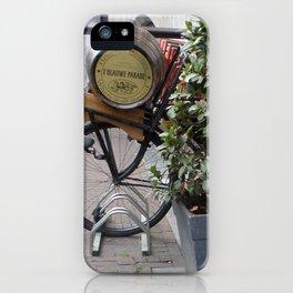 Park Your Heine iPhone Case
