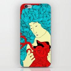 Heian II iPhone & iPod Skin
