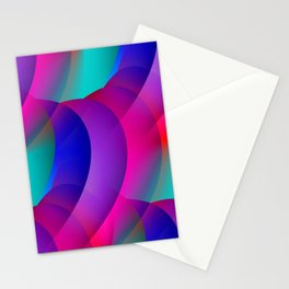 pattern and color -02- Stationery Cards