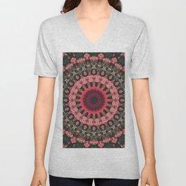 Spiritual Rhythm Mandala Unisex V-Neck