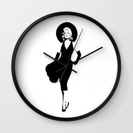 Martha Hyer Is Class Wall Clock