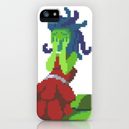 Monster Girl: Gorgon iPhone Case