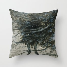 Peter & the Faeries Throw Pillow