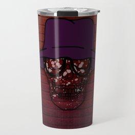 Skull Style Travel Mug