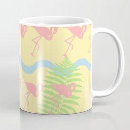 Art Of The Flamingo Coffee Mug