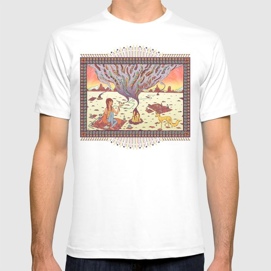 Intangible Quarter. T-shirt