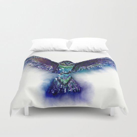The Bird Duvet Cover