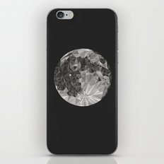 Abstract Full Moon iPhone & iPod Skin
