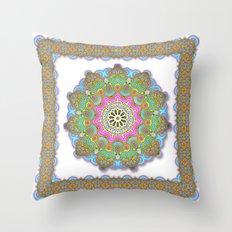 Mix&Match Indian Candy 01 Throw Pillow