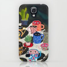 Suspicious mugs Slim Case Galaxy S4