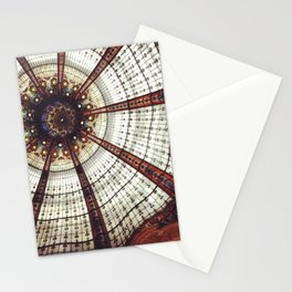 Parisian ceiling Stationery Cards