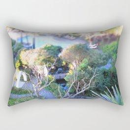 In focus Rectangular Pillow