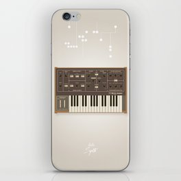 The Synth Project - Moog Prodigy - Updated iPhone Skin