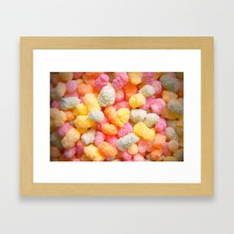 Rainbow Afternoon Framed Art Print