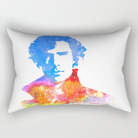 Sherlock Rectangular Pillow